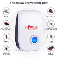 Mosquito Killer Pest Reject Electronic Ultrasonic Pest Repel...