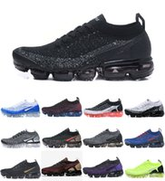 2020 Fly 3,0 malha 2,0 Vapores Triplo Preto Cinder Homens Running Shoes Zebra Terra Womens respirável Maxes Sports Red Obsidian Sneakers instrutor