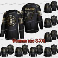 Womens Boston Bruins Tuukka Rask 2019 Golden Edition Jersey Cam Neely Rick Middleton Terry O'Reilly Zane McIntyre Zdeno Chara Charlie Coyle