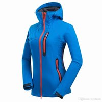 New Active women Shell Jacket Winter Brand Hiking Softshell ...