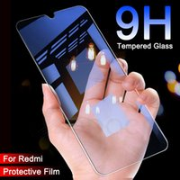 9H الزجاج المقسى على لXIAOMI Redmi 6 برو 7 6A 5 زائد 5A S2 Redmi ملاحظة 7 6 5 5A برو شاشة حامي واقية السينمائي