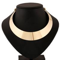 2019 nova moda série liga declaração colar curto mulheres colares collares mujer choker choker colar de ouro bijoux