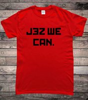 Jez nous pouvons Jeremy Corbyn T-shirt Élection du travail cattt coupe-vent T-shirt Carlin Trump sueur sport t-shirt fan pantalon t-shirt
