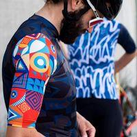 En Yeni Kesintisiz süreç yol mtb ile SDIG Üst Kalite siyah Üst Kalite Kısa kollu bisiklet forması yanlısı takım aero kesim