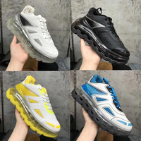 Luxury designer fashion triple s sneakers new transparent so...