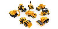 هندسة الاطفال سيارة مجموعة ألعاب سبيكة الطفل موديل السيارة لعبة الأطفال البلاستيكية المركبة الموديل اللعب Diecasts SQW HYZ 001