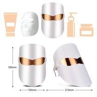 Корея дизайн привело ФДТ красота маски для лица 3-х цветы красоты машины PDT лечения Светотерапии Led маска для лица