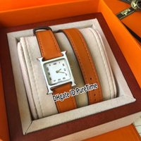 New W044905WW00 Steel Case White Dial Swiss Quartz Womens Wa...