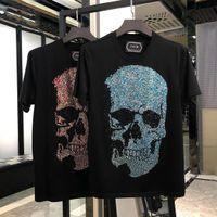 Новый Mens Designer T Рубашки Специальный воротник футболка Мужчины Бренд Одежда мода Печатная летняя футболка Мужской Топ-Качество Tees ADTT701099