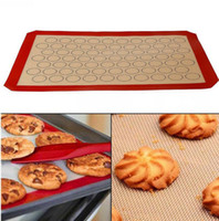 Macaron Silicone Mat Pastry Cake Macaroon Oven Baking Mould ...