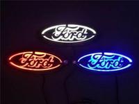 5D dell'automobile LED della coda della luce di marchio per Ford Focus Mondeo Kuga Auto luce del distintivo