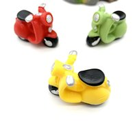 Resin Motorcycle Craft Children' s Toys and Gifts Mini F...