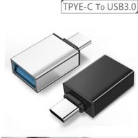 Tip C OTG Adaptörleri Erkek USB 3.1 Kadın Adaptörü Dönüştürücü OTGS Fonksiyonu Samsung Smartphone için