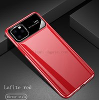 For iPhone 11 Case Creative PC Glass Mobile Shell Applicable...