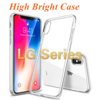 1. 0 mm High Bright Case ForLG K10 2018 Q8 Q7 G7 G6 High Tran...