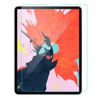 Anti Fingerabdruck Kratzfest Displayschutzfolie für Apple iPad Pro 11 High Definition 9H Hartglas