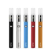 Горячие продажи yocan Stix Vape Pen kit 320mah утеивая утеивание доказательство e сок испаритель наборы стартера с керамической катушкой подлинной для бесплатной доставки