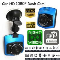 UK 1080p HD Dual Lens 2.4 '' Veículo Automático Inteligente Camera Recorder Car DVR Traço Cam