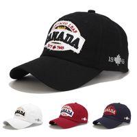 En Çok Satan 1945 Kanada Tasarımcı Şapka Erkekler Kadınlar Yaz Beyzbol Toronto Cap nakış Lüks Unisex Snapback Cap Ayarlanabilir Golf kapağı Caps