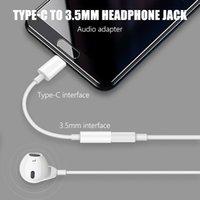 새로운 유형 C 커넥터 삼성 모바일 스마트 폰을위한 3.5mm의 이어폰 헤드폰 오디오 AUX MH-CM20S 여성 잭 어댑터 음악 케이블에