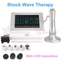 Portable good quality Onda de choque low power Shockwave The...