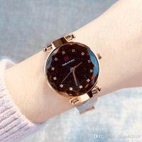 High quality 2019 Fashion Luxury Women Watch With Diamond Special Design Relojes De Marca Mujer Lady Dress Wristwatch Quartz Clock Rose gold