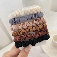 Scrunchie Hairbands Laço de cabelo Mulheres para acessórios de cabelo Scrunchies Stretch Tithers Handmade Presente Handband