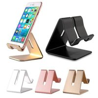 mobile phone holder stand Aluminum alloy metal tablet stand ...