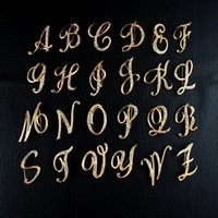 A-Z Crystal Letter Design Spille alfabeto Spille Personalità Spille inglese lettera Strass Lettera alfabetica Spilla Regali creativi