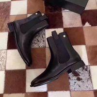 Yüksek Topuk yüksek kesim düşük kesim botları ayakkabı tasarımcısı moda 2020 Camellia Tasarımcı Boots platformu hakiki Lady deri ödüllü Platformu kadınlar
