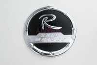 For Kia Sportage R 2010 2011 2012 2013 2014 2015 Fuel Tank Cap Gas box Cover Chrome Car Styling Accessories