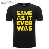 T-shirt da uomo Tarittisti Talking City Classic T Shirt Uomo Moda Summer Cotton Tees Same Astit Ever Ever Fitness T-Shirt Plus Size