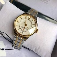 2018 new automatic mechanical watch ETA2824 movement sapphire glass 32mm diameter simple generous business with fine steel watchband