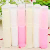 DIY 여러 가지 빛깔의 비 웁니다 립글로스 튜브 높은 품질 립글로스 튜브 플라스틱 핑크 립스틱 튜브 메이크업 박스 포장 병 Dropshipping를 B2202