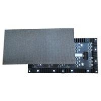 10 قطعة SMD مرنة وحدة العرض RGB بالألوان الكاملة داخلي P4 256 ملم شاشة LED لوحة نقل الفيديو لوحة تسجيل لوحة رقمية