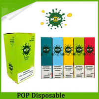 14 Styles POP Disposable Device Pods 280mAh Battery 1. 2ml Ca...