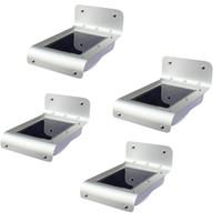 16 LED-Solarlampe Power Motion Sensor Stimmt Sensor Garten Sicherheit Lampe im Freien wasserdichten Wandleuchten LED-Lampen für die Außen crestech