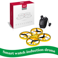 Interactive Induction Drone Toys Gravity Sensor Quadcopter L...