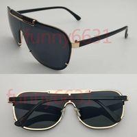 الصيف تصميم العلامة التجارية امرأة في الهواء الطلق الرياضة فيلم لون معدني نظارات شمسية للسيدات القيادة حملق عاكس للشمس النظارات الشمسية UV400 shippingsum مجانا