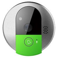 IPC095 sem fio Alarme Câmera Doorcam WiFi Video Viewer Campainha para Casa Inteligente