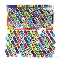 سيارات اللعب الكرتون لعب 50 أنماط / مربع سباق السيارات أصدقاء المعادن سيارة اللعب أفضل هدايا عيد الميلاد dhl شحن مجاني