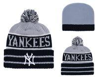 ce61fcac8789b Acquista 2018 NY Cap NY Berretti Yankees Fashion Embroidery Bee ...