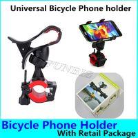 360 درجة العالمي mtb دراجة دراجة حامل الهاتف المقود جبل دراجة نارية حامل الهاتف ل iphonex xiaomi samsung gps 100pcs