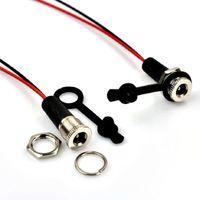 IP67 водонепроницаемый зарядный кабель высокоточный источник питания DC 5.5 2.1 гнездо