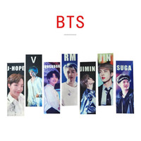BTS Members World Concert Support Fabric Banner SG V JM Hang...