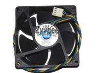 JMC 8025 8025-12HB APM 12V 0.23A 4 alambres 4 clavijas 8 CM Ventilador de enfriamiento ventilador de la caja