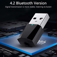 Inalámbrico USB AUX Bluetooth 4.0 Coche Bluetooth Mini Bluetooth Receptor Adaptador Música Inalámbrico Altavoces Audio