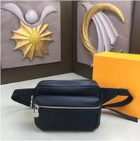2021 Nuevos diseñadores Hombres Bolsos para hombre Bolsos de hombro para hombre Mujeres Real Cadena de cuero Cadena Crossbody Bolsos Bolsos de cintura famosa M44169 Bolsas de cinturón