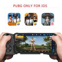 جهاز تحكم عن بعد بواسطة البلوتوث اللاسلكي لـ iPhone PUBG Control لـ IOS أندرويد Vr Gamepad Joostick لـ Xiaomi