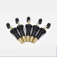 차량 방폭 스냅인 타이어 밸브 스템 자동차 TPMS 타이어 압력 모니터링 시스템 타이어 밸브 스템 포드 EEA390